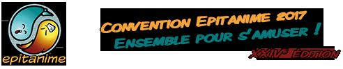 Convention Epitanime 2017