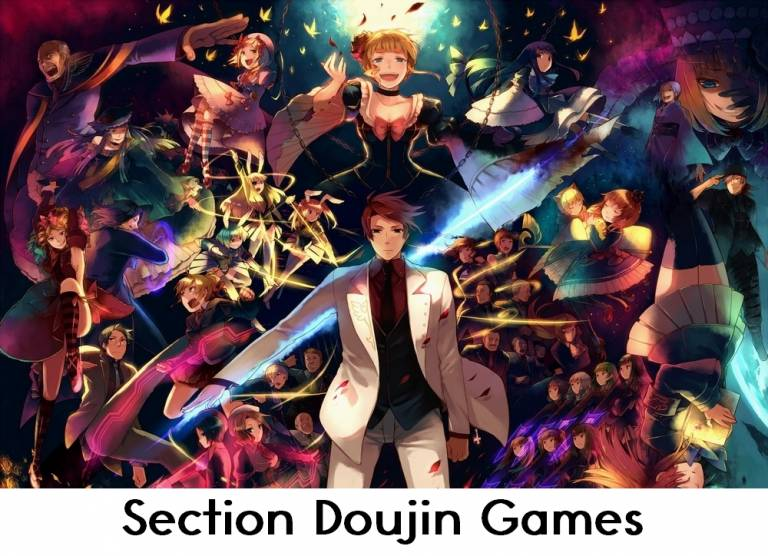 Cover Doujin Games